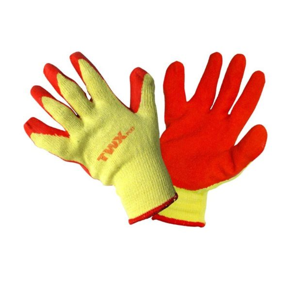 Gloves Latex Dipped