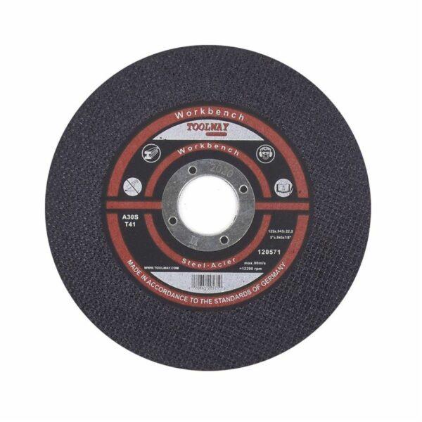 Cut-off Wheel Ultra Thin Abrasive 5in X .045 X 7 / 8in Metal