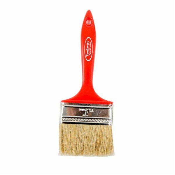 Paint Brush 3in Pure Bristle Econo B243