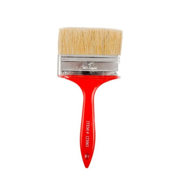 Paint Brush 4in Pure Bristle Econo B244
