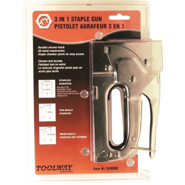 Staple Gun 3in1 T50