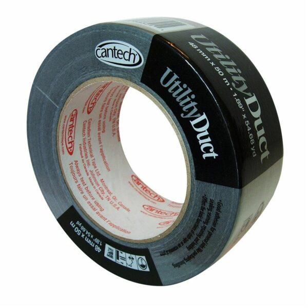 Duct Tape 48mm X 230mic X 50m Grey