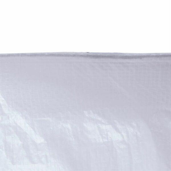 Tarpaulin 30ft X 50ft Milky White