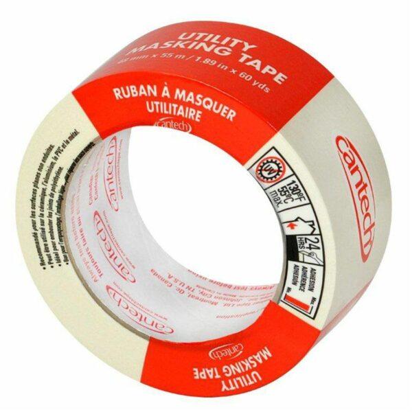Masking Tape 2in X 60yd.