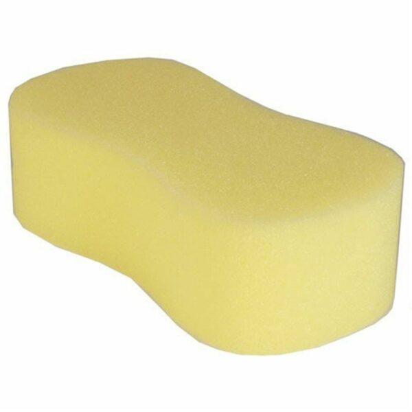 Large Peanut Sponge 10in X 4in X 3in