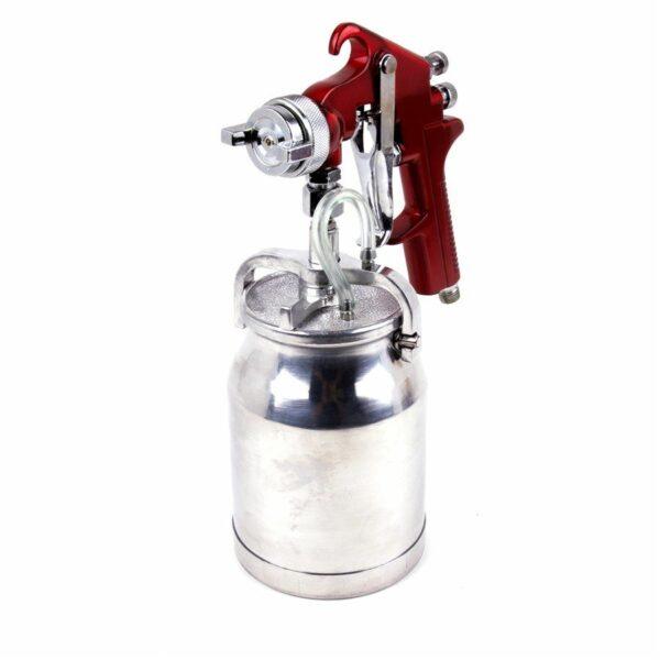 Air Spray Gun High Pressure 1.8mm Drive Suction Feed Bolton