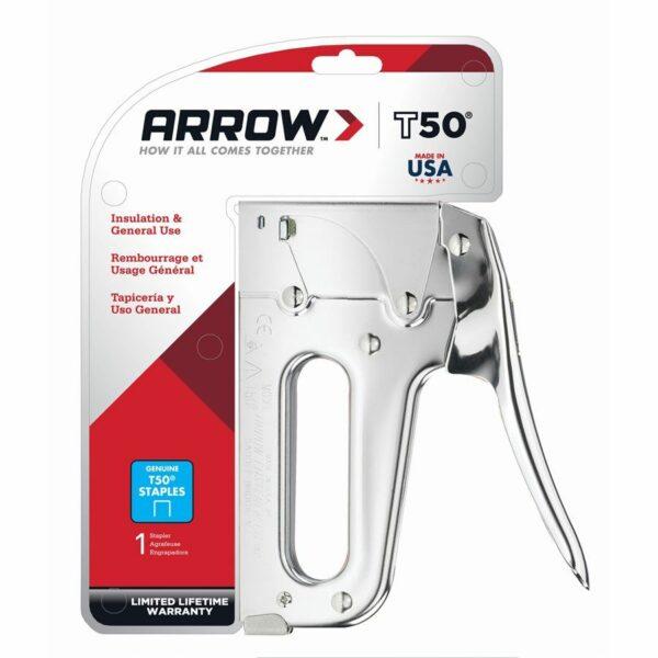 Hd Staple Gun Arrow T50