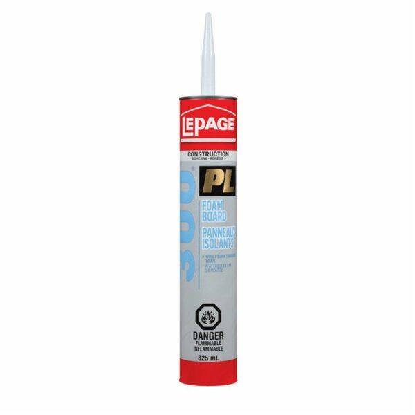 Foam Insulation Adhesive Pl300 825ml Lepage
