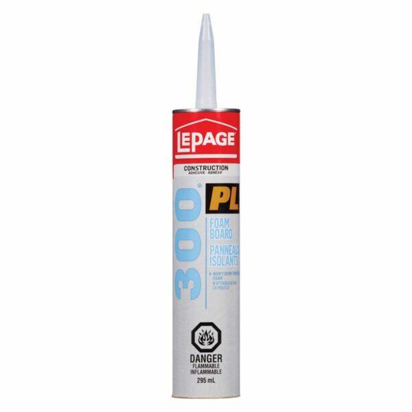 Foam Insulation Adhesive Pl300 295ml Lepage