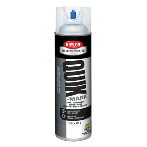 Paint Spray Inverted 425g Clear