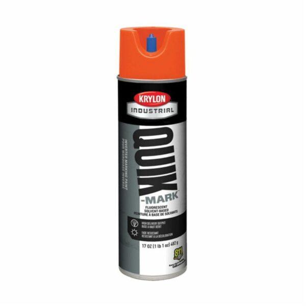 Paint Spray Inverted 481g (17oz) Fluor Red-orange