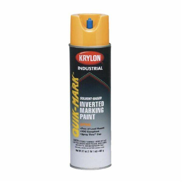 Paint Spray Inverted 481g (17oz) Fluor Orange