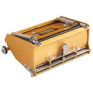 "TapeTech12"" EasyClean Finishing Box w/EasyRoll Wheels"
