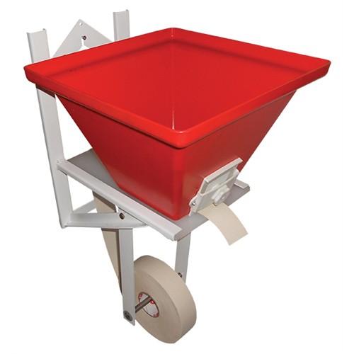 WALL MOUNT MUD BOX (11 LITRE HOPPER)