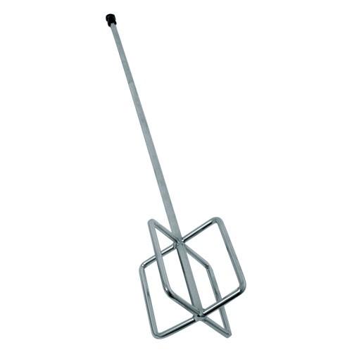 """Square Blade Mixer - 28"""" SHAFT"""