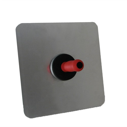 "Aluminum Plaster Hawk (13"" x 13"") w/ Wood Handle"