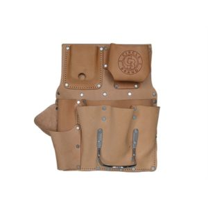 Leather Drywall Flat Pouch