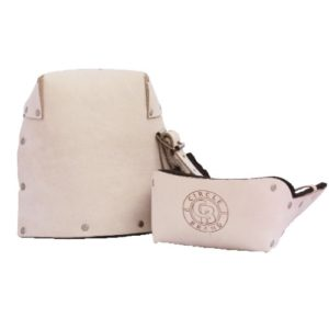 Knee Pad Set - Top Grain Leather