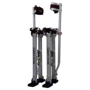 "Circle Brand EZ Stride Stilts - Aluminum 15"" - 23"""