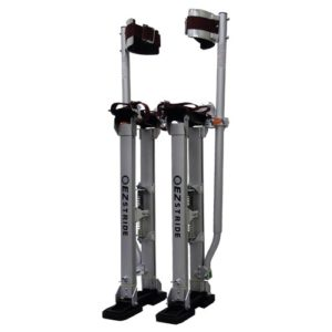 "Circle Brand EZ Stride Stilts - Aluminum   48"" - 64"""