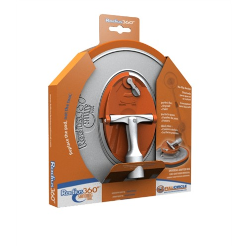 Radius 360 Sanding Disc #280 Grit - 5 Discs/PK