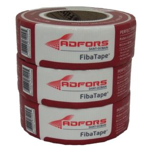 """FibaTape Perfect Finish Ultra-Thin Drywall Tape 1 7/8"""" x 300' Roll"""