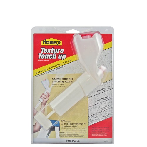 HOMAX Acoustical Touch-Up Kit w/Pump