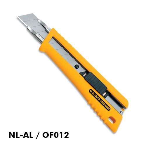 OLFA   C-L  Ratchet Lock Carton Cutter   EA