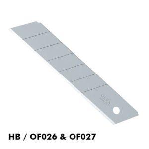 OLFA   SKB-2/10B Safety Blade    10/PK