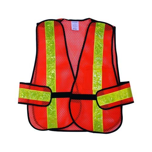 Safety Vest - 5 Point Tear-Away   (EA.)