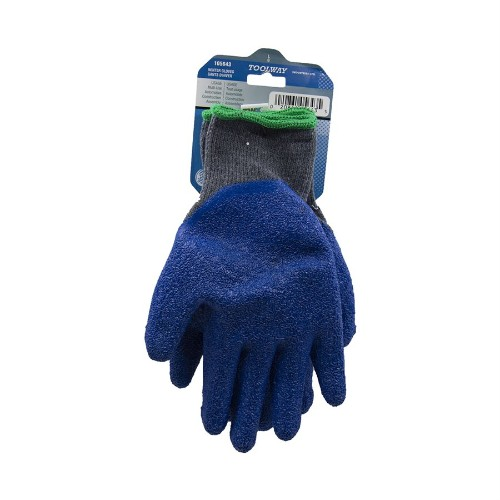 Coated Gloves - Insulated (O/S)  12 Pairs/pkg