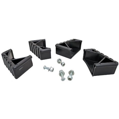 RUBBER FEET REPLACEMENT KIT (for all Benches) (2L & 2R)