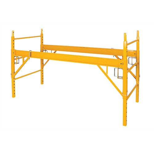 STEEL ROLLING 1/2 SECTION OF SCAFFOLD