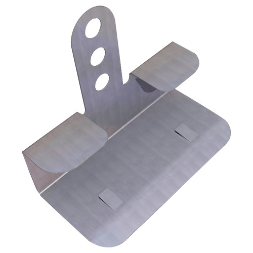 "PREST-ON 1/2"" CORNERBACK CLIP (10bg x 50 CLIPS)  (500/BX)"