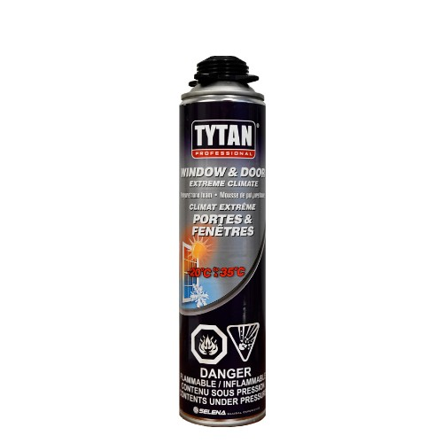 TYTAN - Extreme Climate Insulating Foam Sealer - 24oz/can