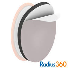 Radius 360 Foam Replacement Pad - Standard
