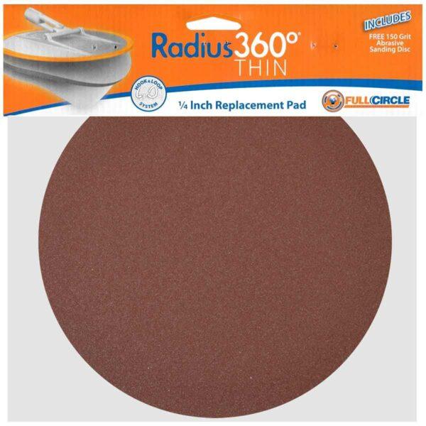 Radius 360 Foam Replacement Pad - Thin