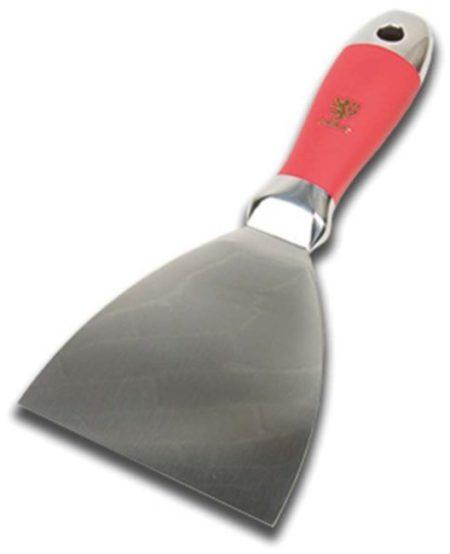 """NELA 2""""  One Piece S/S Joint  Knife w/ Anti Slip Handle"""